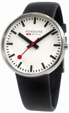 Mondaine Railway Watch -Giant #men #style