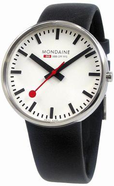 Mondaine Railway Watch -Giant #men #style