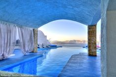 Astarte Santorini Luxury Suites, Santorini island in Greece.