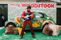 Woodstock hippie 1960