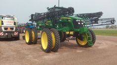 Find the 2009 John Deere 4830 Self Propelled Sprayers for sale today at Fastline.com! Visit our site and view all of our farming equipment from top manufacturers.