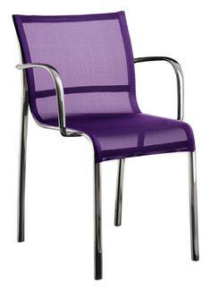 awesome Magis Paso Doble Stapelbarer Sessel Gestell: poliertes Aluminium - Magis 612.85 http://mint-sense.com/produkt/magis-paso-doble-stapelbarer-sessel-gestell-poliertes-aluminium-magis-4/