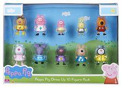 pecfb2 /Peppa Pig Chunky l/ápices Disney/