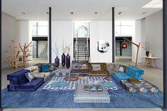Wohnideen Wohnzimmer Stylisch wohnideen wohnzimmer sitzlandschaft mah jong roche bobois jpg 480