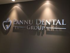 New Medical Office Signs Signage Ideas Pharmacy Design, Dental Office Design, Medical Design, Clinic Interior Design, Clinic Design, Custom Outdoor Signs, Dental Office Decor, Dental Offices, Office Logo