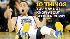10 Things You May Not Know About Stephen Curry You May, Stephen Curry, Fun Facts, Interesting Facts, Sports, Sport, Funny Facts