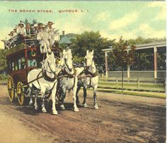 Long Island Historical Postcard Collection (credit: Special Collections and University Archives, Stony Brook University).
