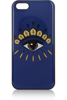 KENZO | Eye-printed iPhone 5 cover