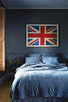 + British Flag