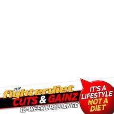 Take the Fighter Diet 12-week Challenge with Pauline Nordin