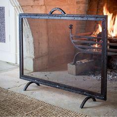 Garden Trading Fire Screen, Large | Prezola - The Wedding Gift List