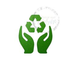 Excited to share this item from my shop: Recycling Hands Vinyl Decal Sticker Tumbler Stickers, Car Stickers, Car Decals, Vinyl Decals, Wine Glass Decals, Recycle Symbol, Reduce Reuse Recycle, Pet Chickens, Custom Decals