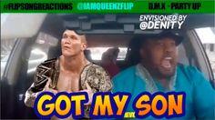 flipsongreactions - Got my son fans RKO WWE