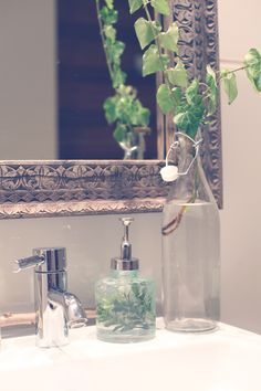 A Pretty Update To Your Bathroom