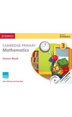 Cambridge primary mathematics learners book 3