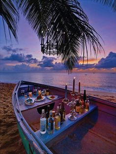 Romantic setting...nice