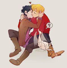 Merlin Memes, Merlin Funny, Merlin Show, Merlin Fandom, Cartoon Network Adventure Time, Adventure Time Anime, Merlin Fanfiction, Baby Spiderman, Covert Affairs