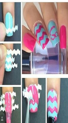 awesome nail designs anyone can do! #Beauty #Trusper #Tip