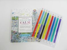 Portable Color Me Calm Kit Giveaway.The deadline to enter is November 27, 2016 at 11:59:59 p.m. Eastern Time.
