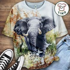 elephant shirt Elephant Shirt, This Is Us, Lovers, Lady, Poster, Shirts, Dress Shirts, Billboard, Shirt