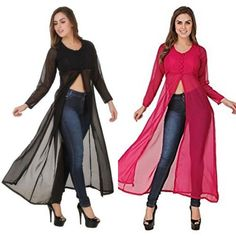 Top 5 kurti designs to flaunt this season Kurti, Duster Coat, Seasons, Jackets, Tops, Dresses, Design, Fashion, Blouses