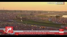 VIDEO y TEXTO: Discurso del Papa Francisco en la Vigilia de la JMJ Cracovia 2016