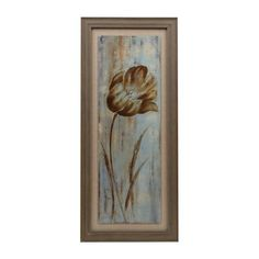May's Arrival I Natural Framed Art Print | Kirklands