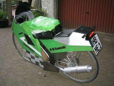 kawasaki bicycle