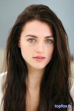 Katie McGrath.