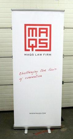 MAQS rollup stend - Reklaamitootja.ee - http://reklaamitootja.ee/131554288971-jpg/