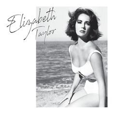 """""""When people say, 'She's got everything', I've got one answer - I haven't had tomorrow."""" Elizabeth Taylor"""
