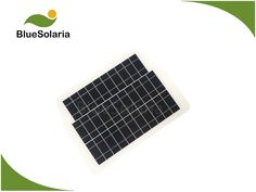 BlueSolaria's irregular shape solar panel is covered with tempered glass. The solar panel adopts efficient PERC solar cell. 12v Solar Panel, Small Solar Panels, Portable Solar Power, Water Systems, Shape, Glass, Drinkware, Corning Glass, Yuri