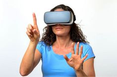 Beware of Motion Sickness when using Virtual Reality.