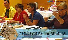 Curso CalzaCrea en Madrid