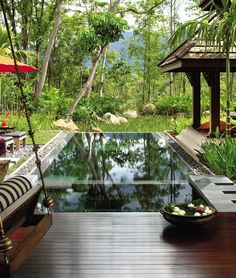 Top 30 Resorts in Asia.
