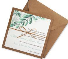 45 Best Rustykalne Zaproszenia Na ślub Images Invitations Wedding