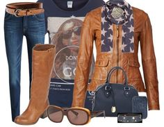 city walk - Casual Outfit - stylefruits.nl