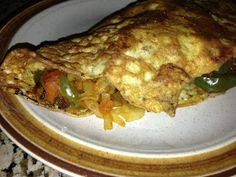 Indian Curries/Stew: French Egg Omlet