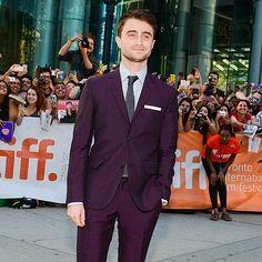 Daniel Radcliffe is just a cutie pie.
