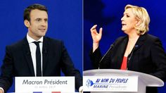 Francia navega por aguas desconocidas de la política luego de la primera vuelta en la elección presidencial celebrada este domingo. Por: Redacción BBC Mundo Emmanuel Macron y Marine Le Pen son los dos candidatos que disputarán la presidencia de Franc