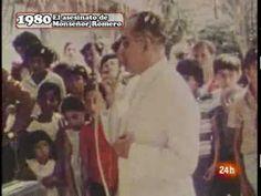 1980  El asesinato de Monseñor Romero