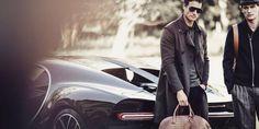 Giorgio Armani crea capsule collection per Bugatti