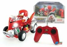 Sonic The Hedgehog And Sega All-Stars Racing Radio Control Car - Knuckles