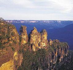 Jamison Valley, Australia