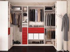 Exemple De Dressing les 107 meilleures images du tableau placard / dressing sur
