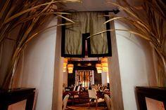 Baan Thalia Restaurant, Anantara Hua Hin Resort & Spa, Hua Hin Beach, Thailand.