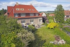 ullevål hageby Mansions, House Styles, City, Garden, Projects, Home Decor, Mansion Houses, Homemade Home Decor, Garten