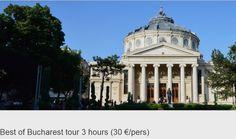 Best of Bucharest walking tour   Secret Romania