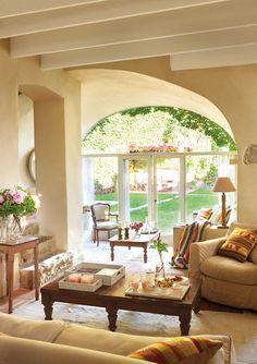 15 salones rodeados de paisaje · ElMueble.com · Salones