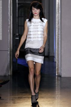 Rue du Mail collection (Spring-Summer 2013, Paris Fashion Week)  #Paris #RueduMail See full set - http://celebsvenue.com/rue-du-mail-collection-spring-summer-2013-paris-fashion-week-39-hq-pictures/